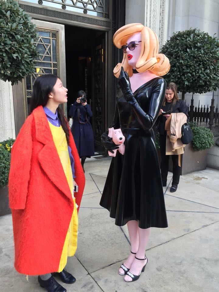 Лондонская неделя моды. 20-24 февраля 2015 года.