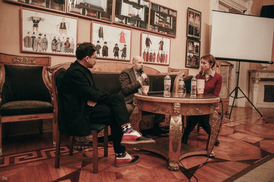 22 ноября, проект «Театрология»