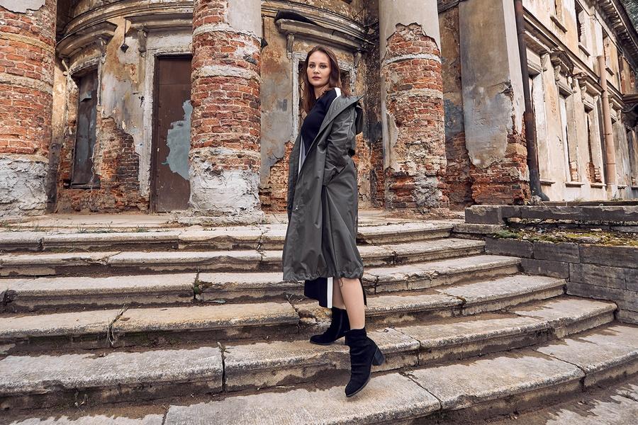 Мега Парнас возвратила «Моду на добрые дела»